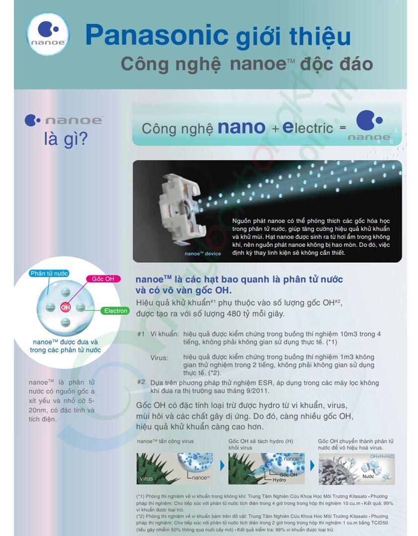 Công nghệ NanoE