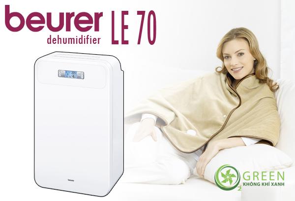 Máy hút ẩm BEURER LE70, nhập khẩu nguyên chiếc từ Đức