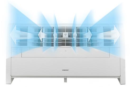Máy lọc không khí tạo ion sharp ig-a40e-w, sản xuất tại nhật bản.