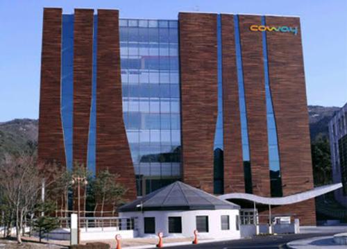 Máy lọc không khí Coway nhập khẩu từ Hàn Quốc phân phối bởi công ty Nam Trung Hải
