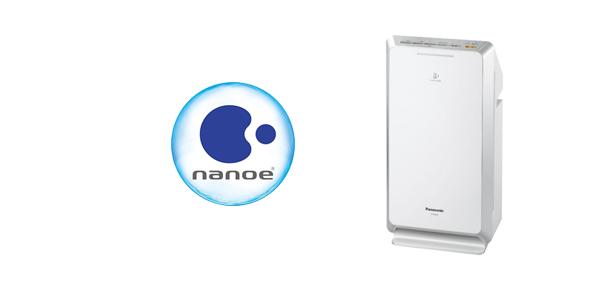 công nghệ nanoe độc quyền của panasonic