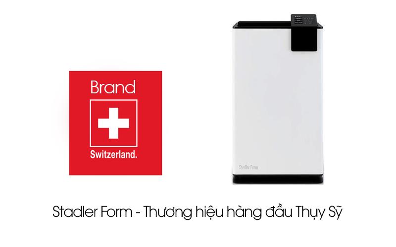 Máy hút ẩm Stadler Form Albert 10L Thương hiệu Thụy Sỹ