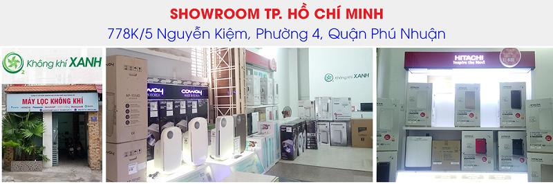 Showroom sài gòn bán máy lọc không khí