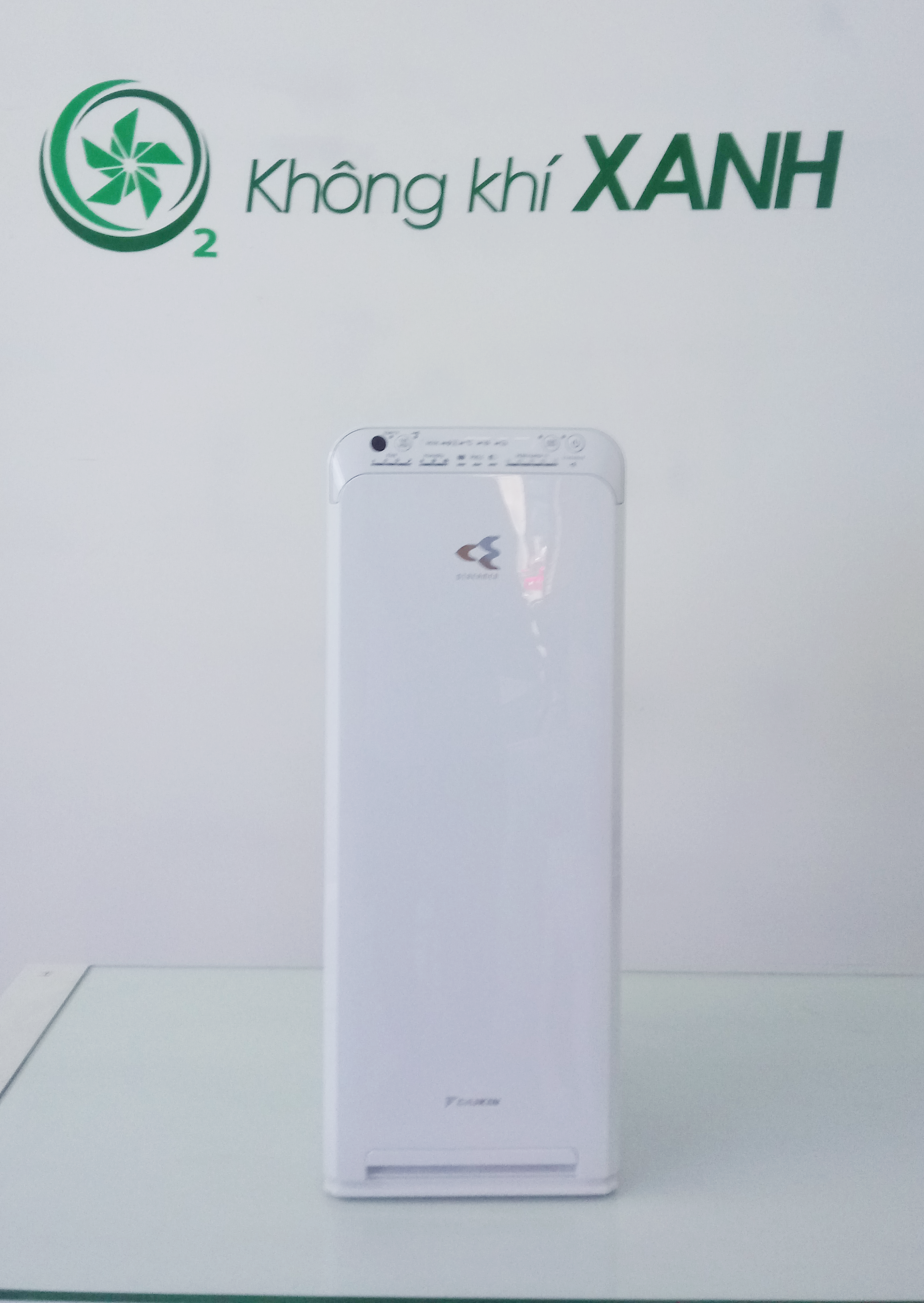 Máy lọc không khí và tạo ẩm Daikin MCK55TVM6 - Thiết kế mới nhất 2018