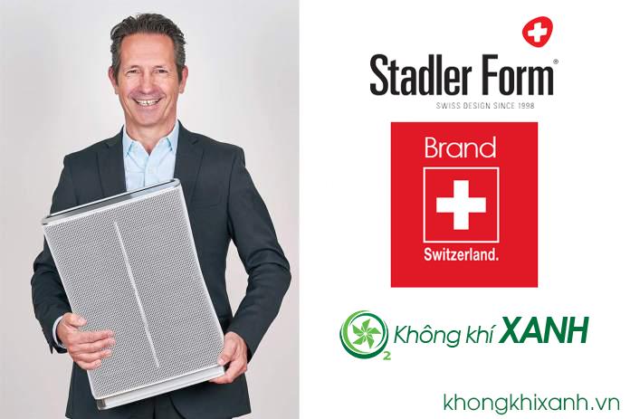 Máy lọc không khí Stadler Form Roger nhập khẩu Thụy Sỹ - Công nghệ màng lọc Đức