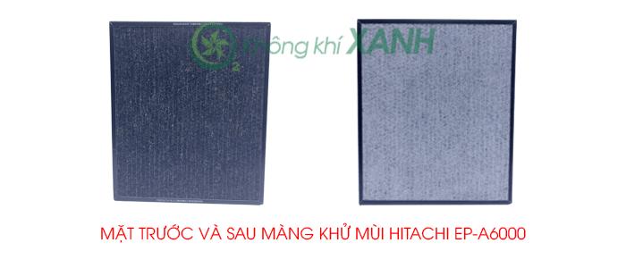Màng lọc khử mùi máy lọc không khí Hitachi EP-A6000