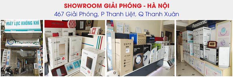 KHÔNG KHÍ XANH - Showroom Giải Phóng - Hà Nội