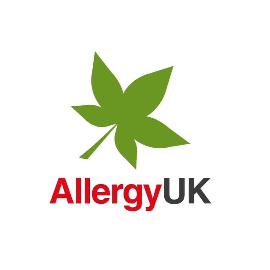 Dấu hiệu nhận biết hiệp hội Allergy UK - Anh Quốc