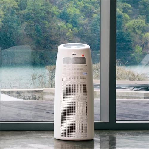 Máy lọc không khí Winix Tower QS – Sự kết hợp hoàn hảo giữa không khí sạch và âm thanh