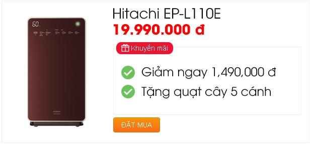 Khuyến mãi chào hè - Hitachi EP-L110E