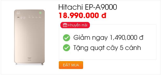 Khuyến mãi chào hè - Hitachi EP-A9000