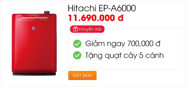 Khuyến mãi chào hè - Hitachi EP-A6000