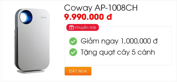 Khuyến mãi chào hè - Coway AP-1008CH