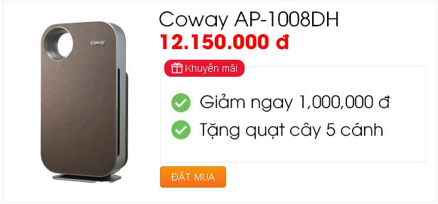 Khuyến mãi chào hè - Coway AP-1008DH
