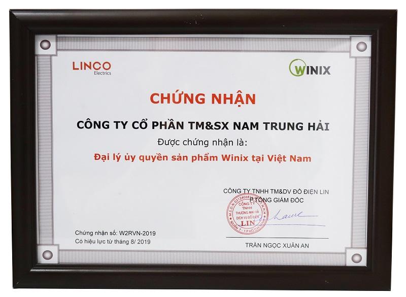 Nam Trung Hải (Không Khí Xanh) - Đại lý ủy quyền phân phối sản phẩm Winix