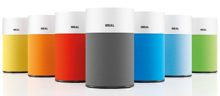 Bạn có thể lựa chọn màu sắc cho máy lọc không khí IDEAL AP40 PRO của mình