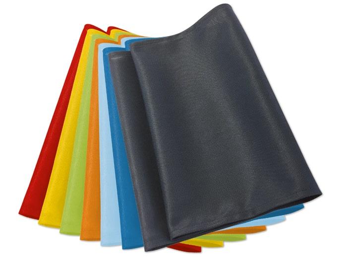 7 tấm vải màu sắc dệt cao cấp, thẩm mỹ cho máy lọc không khí IDEAL AP40 PRO