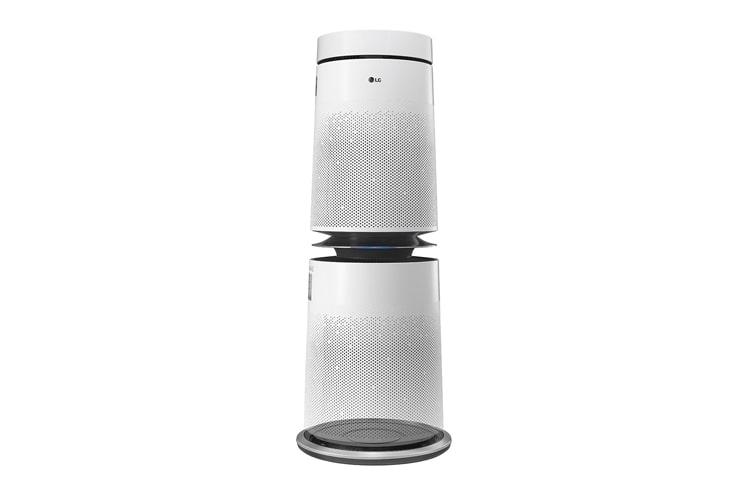 Bánh xe của Máy lọc không khí 360° 2 tầng PWH8DBA giúp bạn di chuyển máy lọc không khí một cách dễ dàng và thuận tiện