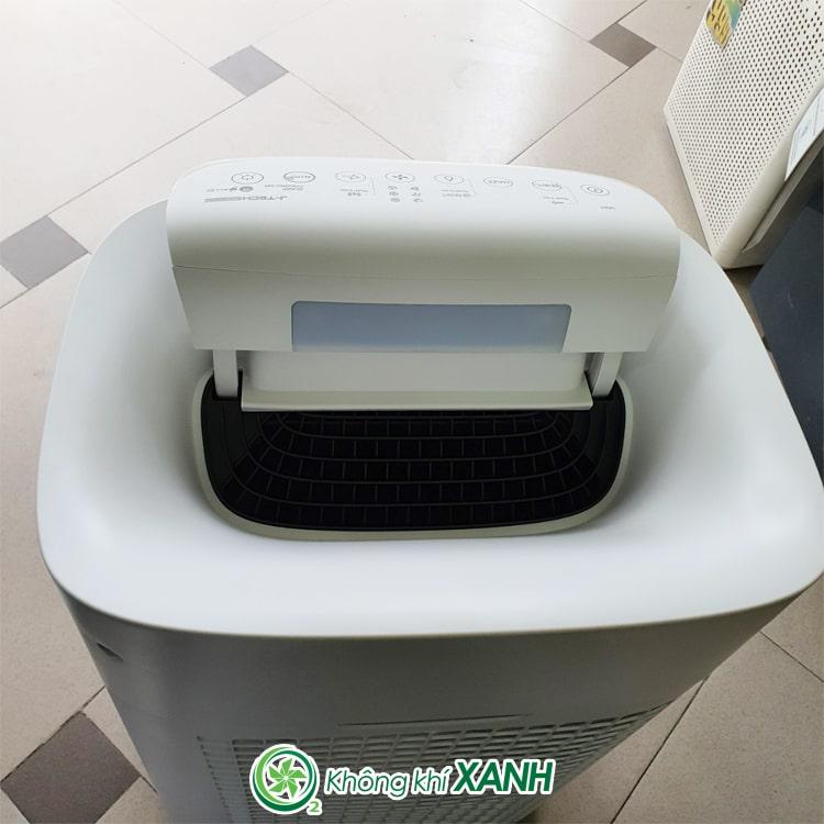 Máy lọc không khí tạo ẩm Sharp KI-L60V-W ảnh 3
