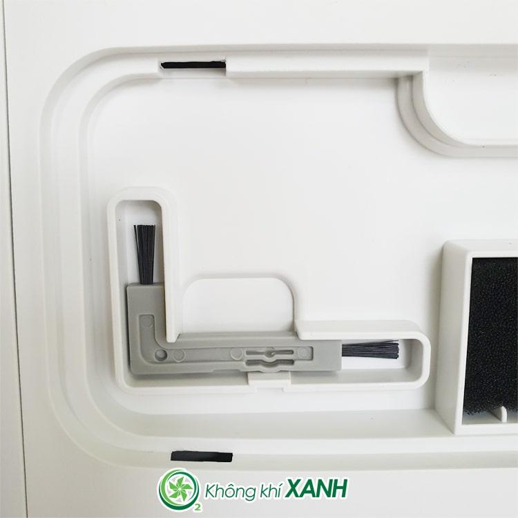 Máy lọc không khí tạo ẩm Sharp KI-L60V-W ảnh 8