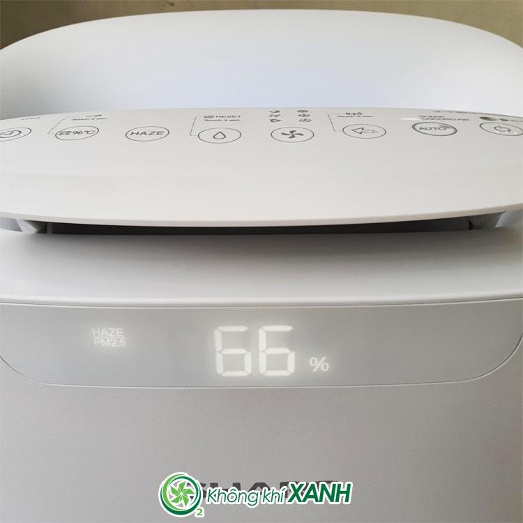 Máy lọc không khí tạo ẩm Sharp KI-L60V-W ảnh 10
