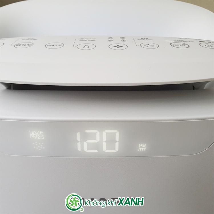 Máy lọc không khí tạo ẩm Sharp KI-L60V-W ảnh 11