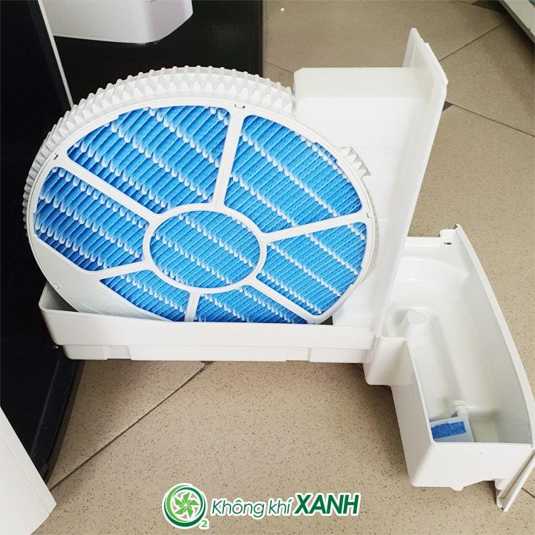 Máy lọc không khí tạo ẩm Sharp KI-L60V-W ảnh 15