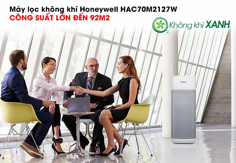 Máy lọc không khí Honeywell HAC70M2127W