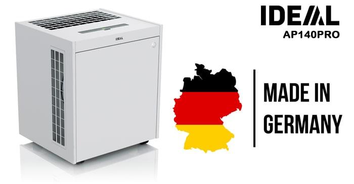 Máy lọc không khí IDEAL AP140 PRO – Made in Germany