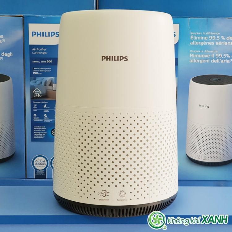 Máy lọc không khí Philips AC0820/10 Series 800